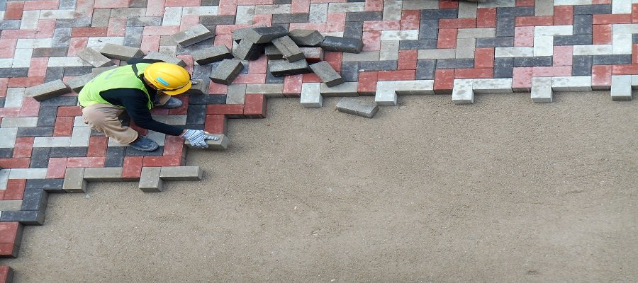Types Of Pavers: Materials and Colours